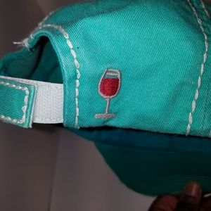 Vintage Accessories - Sometimes Wine is Just Necessary Hat Snapback